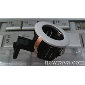 Cover/  retainer / housing Sensor parkir putih