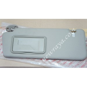 Sunvisor mirror + cover innova - New Raya Motor a408bc766c5