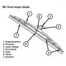 Cara mengganti wiper