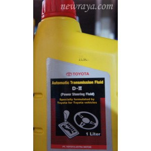 automatic transmission fluid toyota