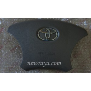 steer cover with airbag innova