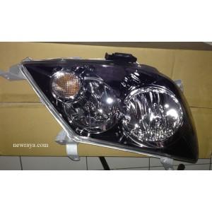 headlamp fortuner