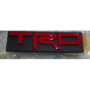 Emblem TRD Fortuner