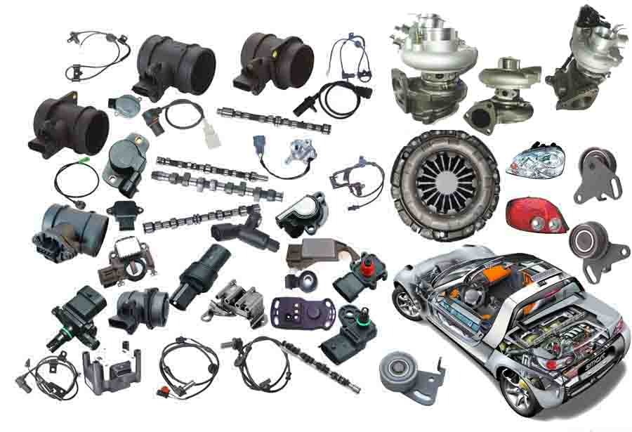 Spare Parts / Suku Cadang mobil Toyota, Isuzu, Daihatsu